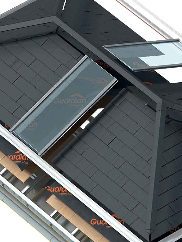 Guardian Warm Roof Lymm